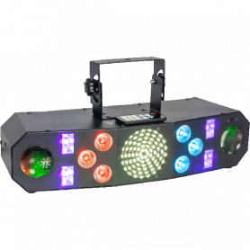 4-IN-1 LED LICHT EFFECT...